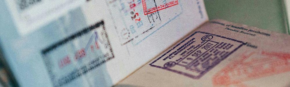 既に発給済のビザに関するトラブル