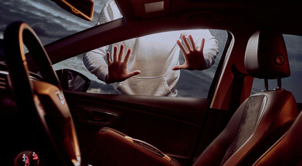 車上荒らしを避けるための注意点
